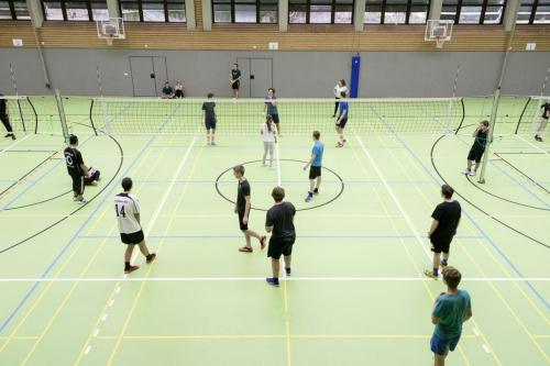 2018-12 - Volleyballturnier